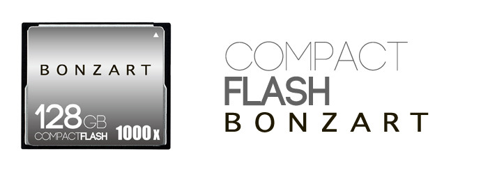 COMPACT FLASH BONZART