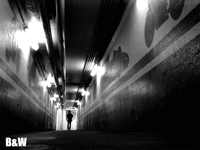 撮影モード Black & White