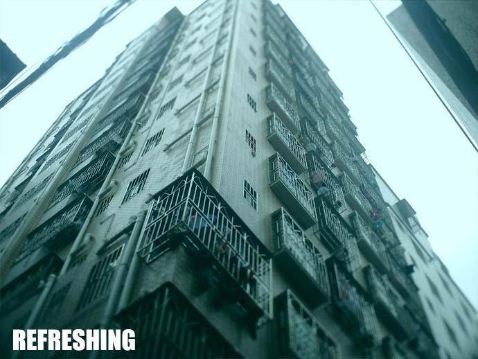 撮影モード REFRESHING