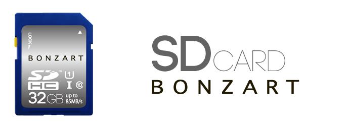 SD CARD BONZART
